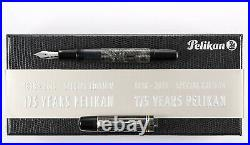 Pelikan M101N Fountain Pen Special Edition in Lizard with 14K EF-nib (2012)
