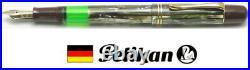 Pelikan M101N TortoiseShell Brown Special Edition Fountain Pen nib size M New