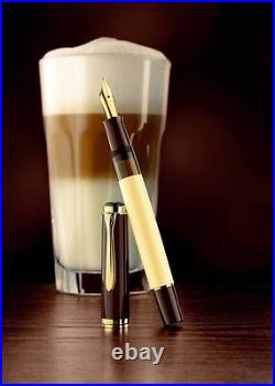 Pelikan M200 Classic Fountain Pen Nib B Cafe Cream Special Limtited Edition