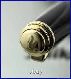 Pelikan M800 Tortoise Fountain Pen Broad Nib 2013 Special Edition
