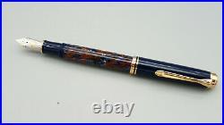 Pelikan Souverän M800 Stone Garden Special Edition Fountain Pen, 18k Nib, New