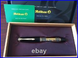 Pelikan Special Edition Limited KUALA LUMPUR Fountain Pen No. 801/888 from 1998