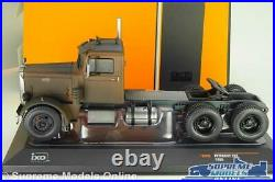 Peterbilt 281 Model Lorry Truck Cab Tractor Unit 143 Ixo 1956 Tr049 Duel K8
