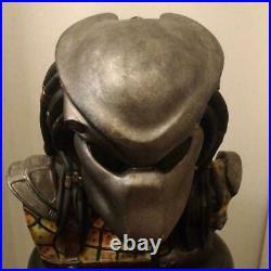 Predator Head Special Figure Alien vs. Predator without DVD Complete Edition