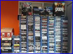 Ps4 Game Bundle/Collection, 489 games inc special edition boxed items also