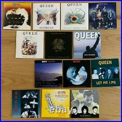 Queen Singles Collection 4 Cd. Limited Edition CD Box Set Brand New