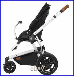 Quinny Moodd Stroller Jet Set Special Edition Rachel Zoe Collection Gently Used