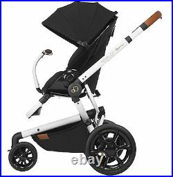 Quinny Moodd Stroller Jet Set Special Edition Rachel Zoe Collection New Open Box