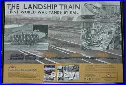 RARE Graham Farish 370-300 The Landship Train Special Ltd Edition Train Set NEW