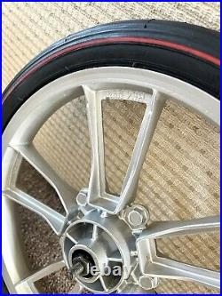 Raleigh Chopper SE Special Edition Alloy Mk2 Front Wheel And New Raleigh Tyre