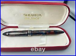 Sheaffer Balance ASPEN Special Edition Fountain Pen 18K Med NIB Boxed