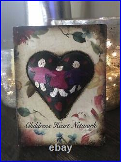 Sid Dickens Special edition Heart Of Gold 2017 Signed Memory Block