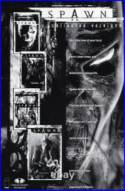 Spawn #1 Black & White Special Edition Comic Nm