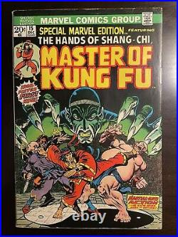 Special Marvel Edition #15 First 1st Shang-Chi Mark Jewelers Variant