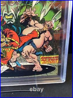 Special Marvel Edition #15 Graded 9.0 First Shang Chi