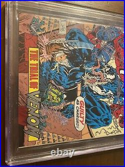 Spider-man Special Edition #1 12/92 Cgc 9.6 Ss Stan Lee! Rare Unicef Promo Book