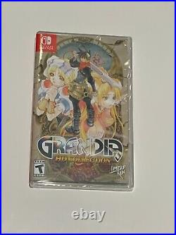 Switch Limited Run #80 Grandia HD Collection