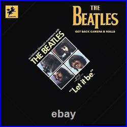 THE BEATLES Thirty-four (34) CD'Get Back Camera B Rolls' Let it Be Rarities