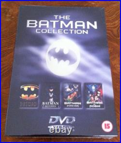 The Batman Collection DVD DVD 5QVG The Cheap Fast Free Post