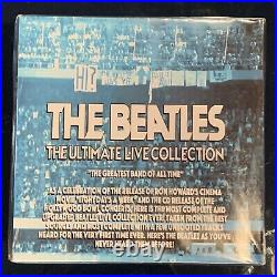 The Beatles 29 CD'the Ultimate Live Collection' Vol 1-24 Comprehensive Set
