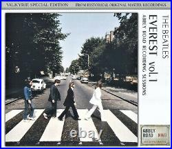 The Beatles EIGHTEEN (18) CD'Everest' Vol 1-3 Abbey Road Sessions Valkyrie
