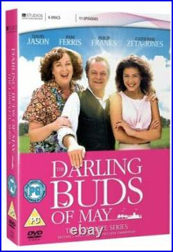 The Darling Buds of May Complete Collection DVD DVD DQVG The Cheap Fast