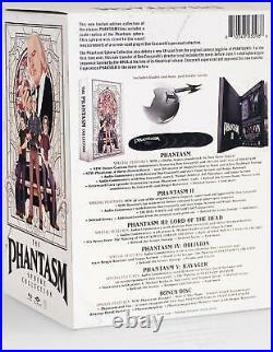 The Phantasm Sphere Collection Limited Edition Blu-Ray Set Region 1/A NEW