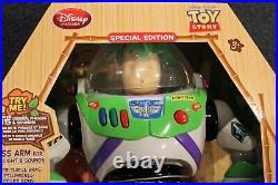 Toy Story 12 Special Edition Disney Store Hawaiian Talking Buzz Lightyear