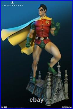 Tweeterhead Robin Maquette EXCLUSIVE Special Edition Super Powers Collection