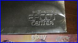 UNUSED 1982 Epcot Center Special Edition Commerorative Tickets Two (2) DISNEY