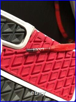 Vans'The Locus' Sneakers 2013 Limited Edition LXVI Red Dawn Collection Tie Dye