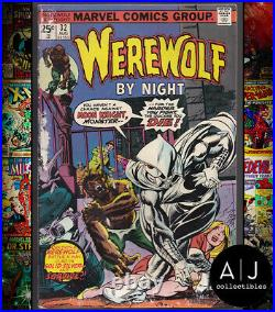 Werewolf By Night #32 GD/VD 3.0 WATER DAMAGE (Marvel) 1975
