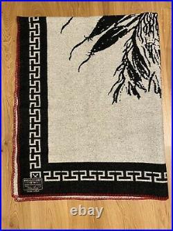 Wes Lang Indigofera Prima Wool Blanket Special Edition Norway Yeezus Art 75x60