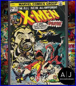 X-Men #94 VG- 3.5 (Marvel) 1975
