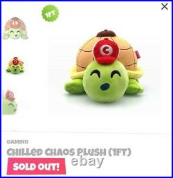 Youtooz Chilled Chaos Plush (1ft) CONFIRMED ORDER Pre-Order SOLD OUT