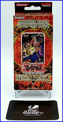 Yugioh Retro Pack 2 Special Edition 3 Booster Packs OVP-Sealed Englisch